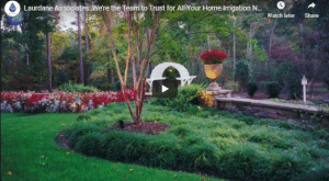 Laurdane Associates: Quality Home Irrigation Service You Can Count On in Raleigh, NC
